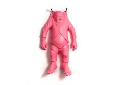 Artifact in Pink