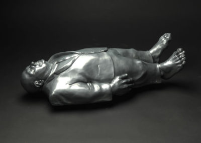 Meteorite Man - aluminum