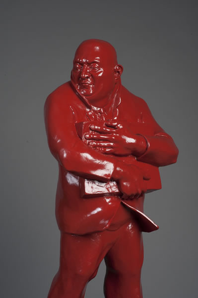 Red Dagda